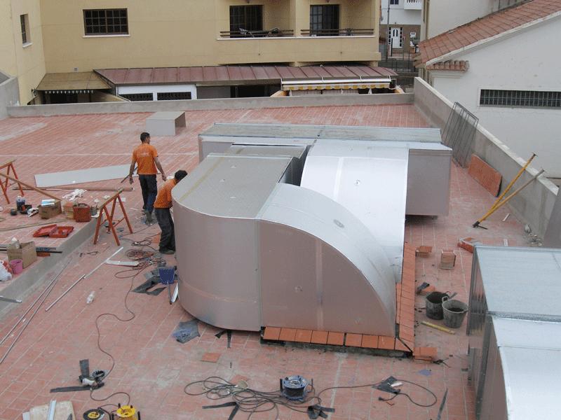 instalación paneles solares gran canaria
